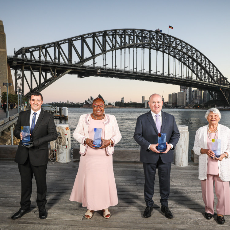 NSW Australians of the Year 2021